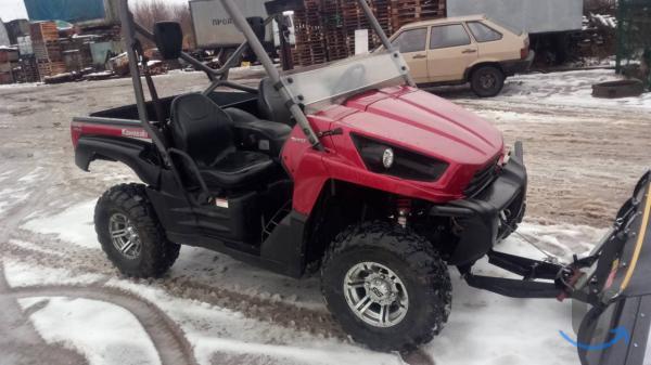 Kawasaki Teryx,