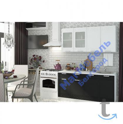 Кухня Кремона-1 матовый фасад мдф 1,6м