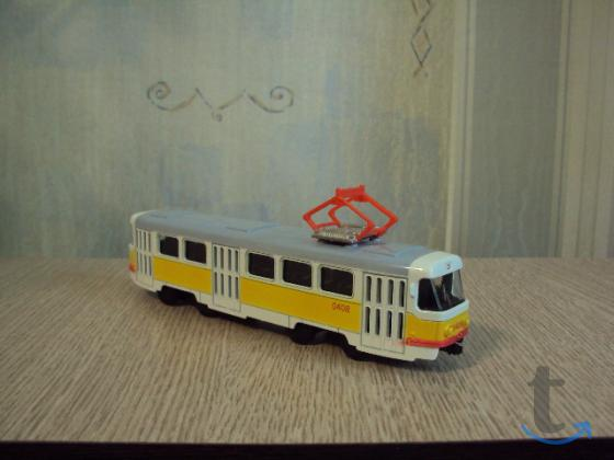 Трамвай Татра Т3
