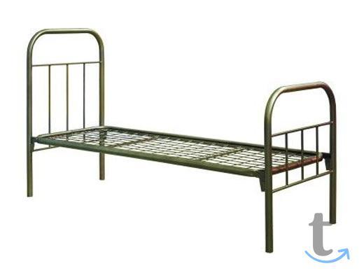 Кровати пружинные, Кровати с металлической сеткой