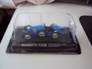 Автомобиль BUGATTI T35B Grand Prix Sport 1928 в городе Липецк
