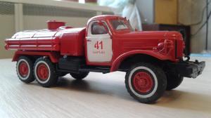 ЗИЛ-157 ац-4,3 пожарный в городе Сургут