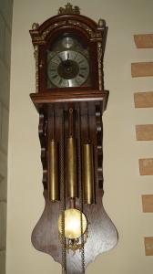 Настенные часы с четвертным боем 120 см в городеПермь