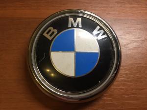 Эмблема на крышку багажника BMW X3 F25 2010