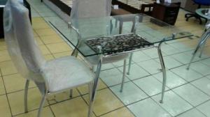 Стол стеклянный прямоугольн... в городеСанкт-Петербург