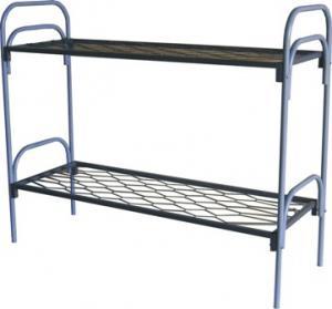 Двухъярусные кровати металл...