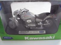 Мотоцикл Kawasaki 2002 VULKAN 1500 MEAN STREAK