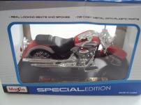 Мотоцикл Maisto YAMAHA 2001 Road Star