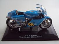 Мотоцикл SUZUKI RG 500 World Champion 1982