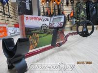 Металлоискатель Minelab X-Terra 505 (кат.10,5