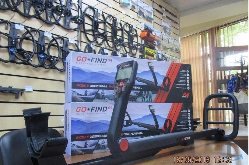 Металлоискатель Minelab GO-FIND 66