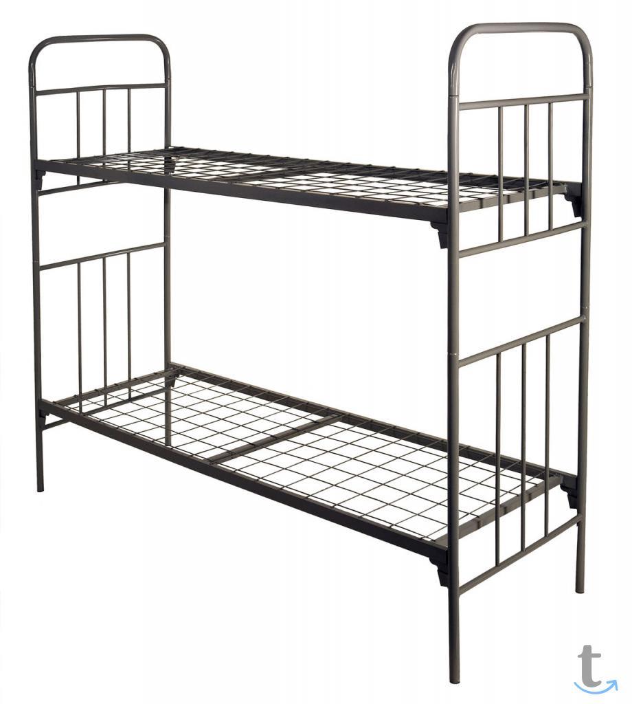 Кровати металлические для хостел...