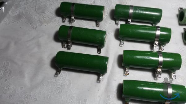Резисторы ПЭВР-50 и С5-36В -50