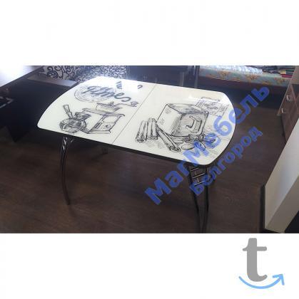 Стол обеденный раскладной с фото...