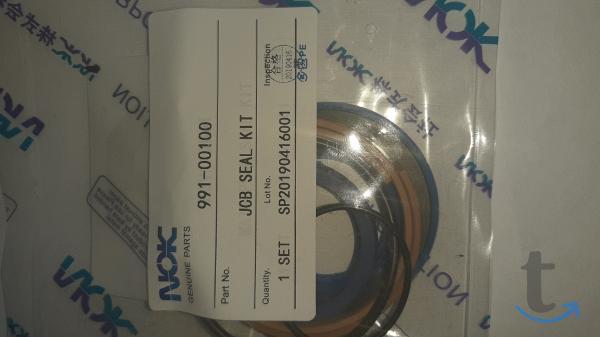 991/00100 ремкомплект гидроцилиндра аналог jcb 3cx