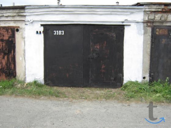 Капитальный гараж в ГСК 308