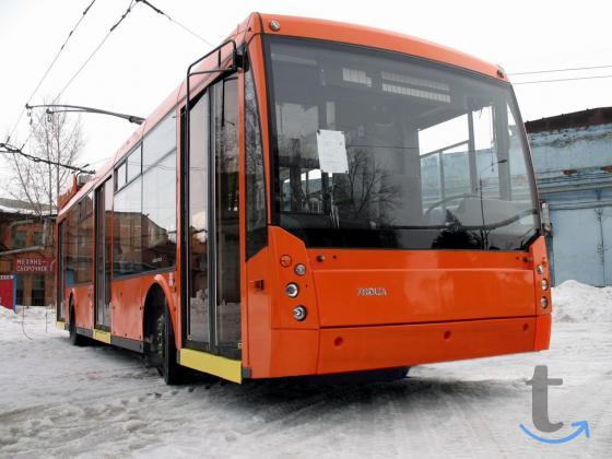 Запчасти для автобусов и троллей...