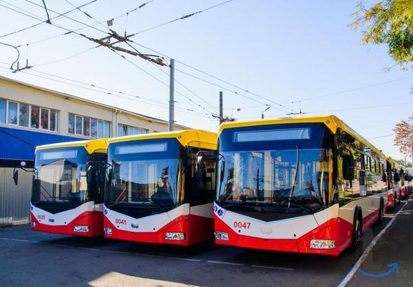Запчасти для автобусов и троллейбусов