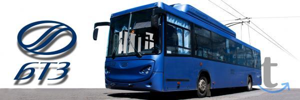 Запчасти для троллейбусов тролза бкм транс альфа