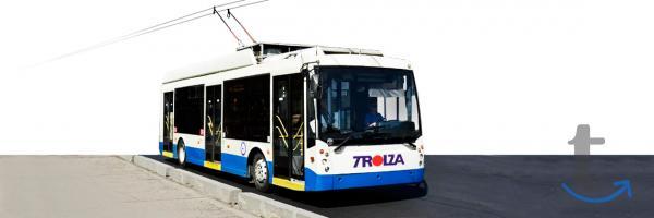 Запчасти для троллейбусов тролза...