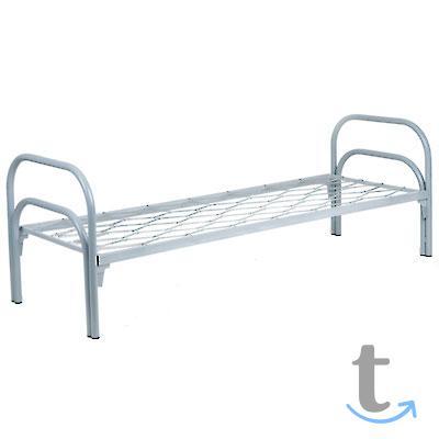Кровати металлические оптом для гостиницы