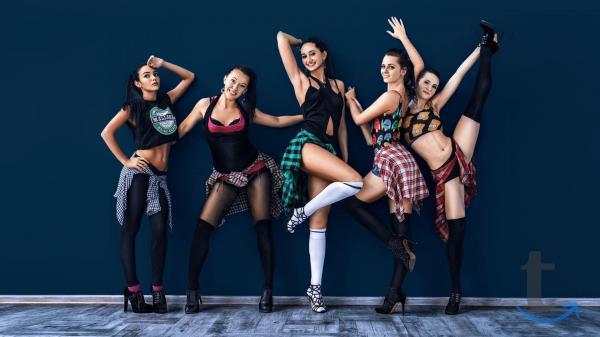 Танцы High heels Волгоград