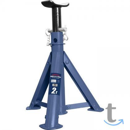 Набор подставок регулируемых Кратон, 2 т, высота 250-365 мм