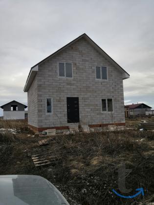 Земельный участок с домом. д Монина
