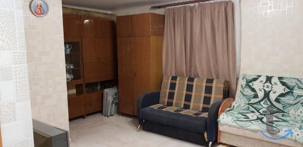 Сдаётся 1-на комнатная квартира (студия) город Краснозаводск в двух этажном, 2-х подъездном доме, на 1-ом этаже, после ремонта с обстановкой.