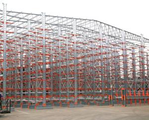 Самонесущие склады (стеллажи) в городеСимферополь
