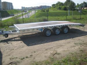 Польский прицеп для перевоз... в городеБрянск