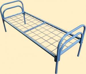 Металлические кровати в бол...