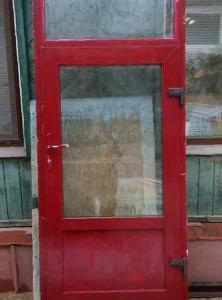 Входные металлопластиковые двери для павильонов... в городеСанкт-Петербург