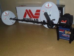 Металлоискатель Minelab GPX... в городеСочи