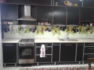Фартук для кухни из жаропро... в городеИжевск