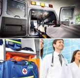Транспортировка перевозка лежачих больных и инвалидо�