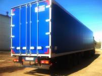 Фургоны изотермические и рефрижераторные ремонт изго�