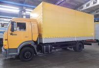 Грузоперевозки до5 тон в городеДзержинск