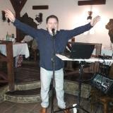 Ведущий, певец, ди-джей на праздник