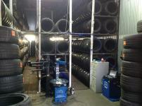 Шиномонтаж,сезонное хранение шин,дисков,Шины Б/У.
