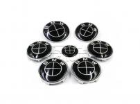 Эмблемы Black Style BMW