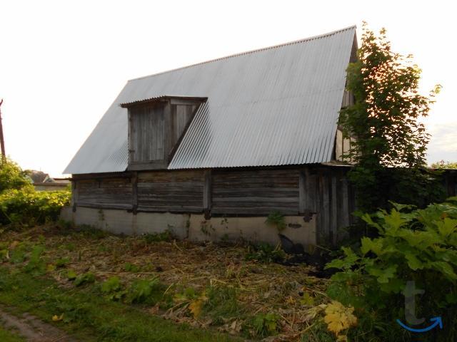 Земельный участок со строением
