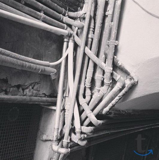 Ремонт отопления и сантехники.