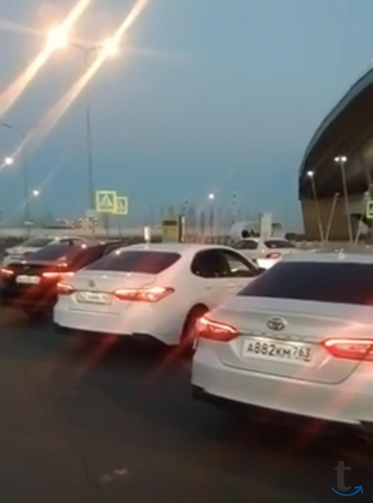 Такси аэропорт Самара - Тольятти...