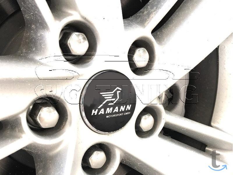 Колпачки Hamann в литые диски дл...