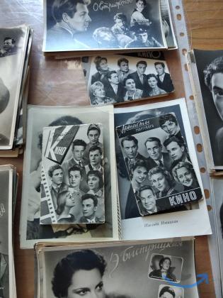 Советские актёры
