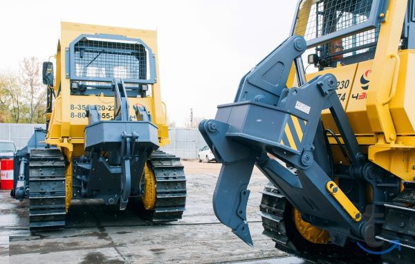 Новый бульдозер Б10ПМ произ... в городеНоябрьск