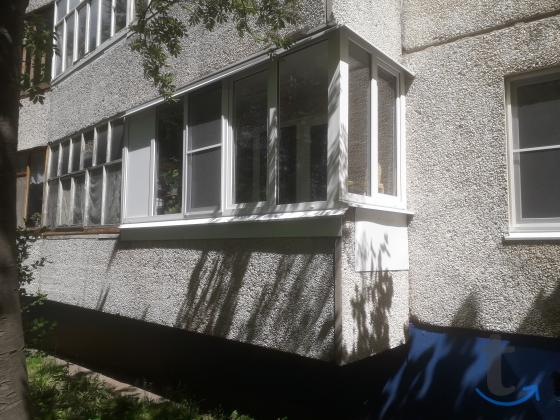 Обшивка балкона - Чувашия