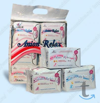 Гигиенические женские прокладки