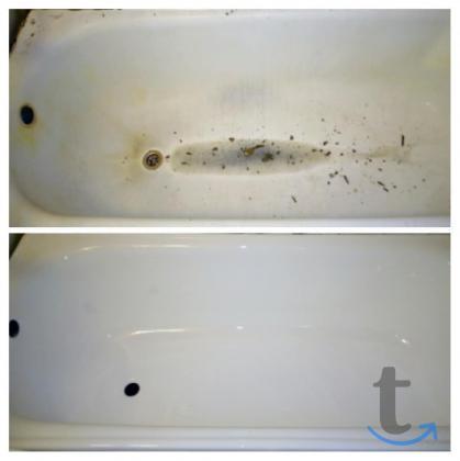 Реставрация ванной акрилом в Саратове